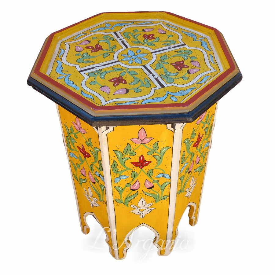 L 39 argania tavolino - Mobili marocchini ...