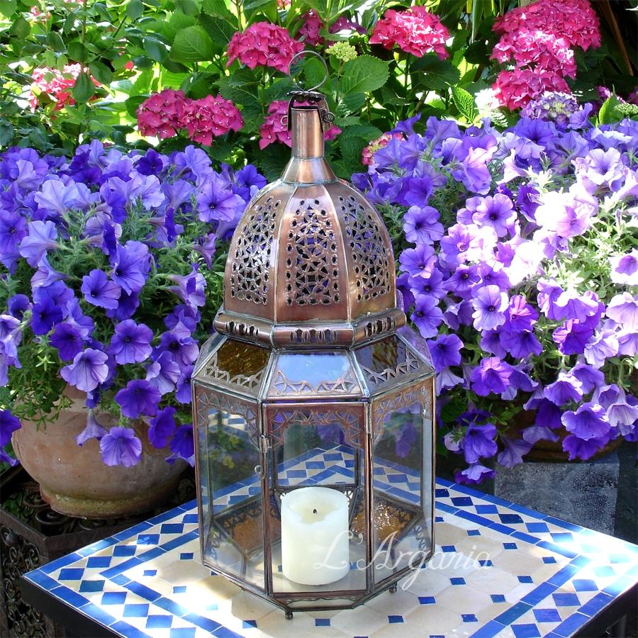 Lanterne da terra con candela decorare la tua casa - Decorare lanterne ...